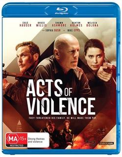 Acts Of Violence (2018) Bluray 1080p AVC Ita Eng DTS-HD 5.1 MA TRL