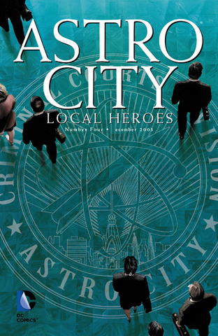 Astro City - Local Heroes #1-5 (2003) Complete